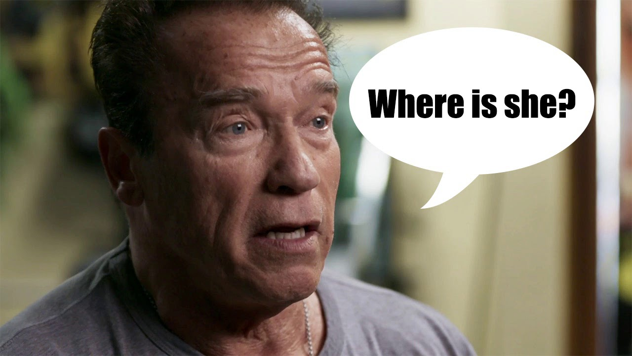 Arnold Fest '19 - Arnold Searches For His Wife