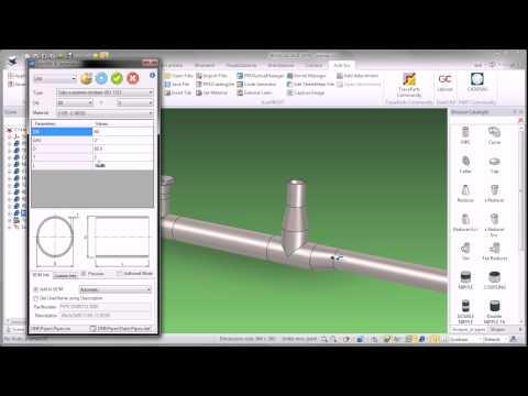 Ironcad Mechanical Steel Sections Part 1 2 Doovi