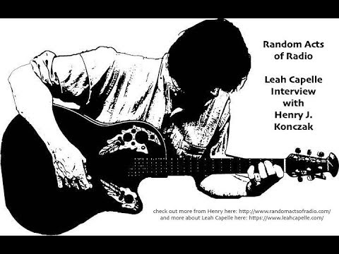 Leah Capelle - Radio Interview on Random...