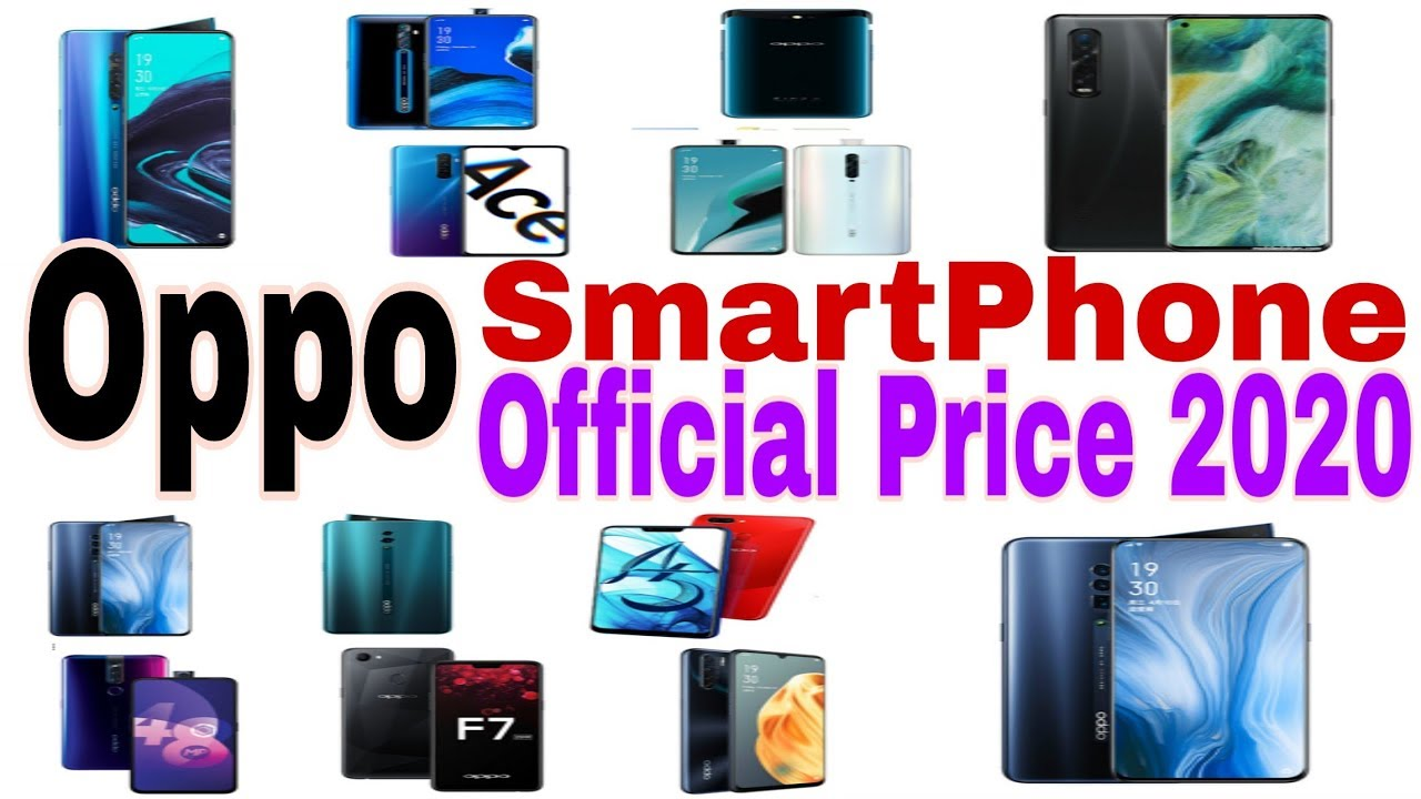 All Oppo Phone Price In Bangladesh 2020 Oppo Mobiles Official