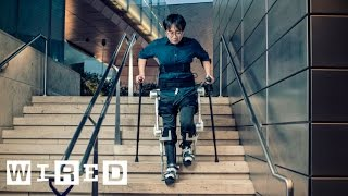 Hyundai's Exo-Skeleton Makes Everyone an Iron Man | WIRED