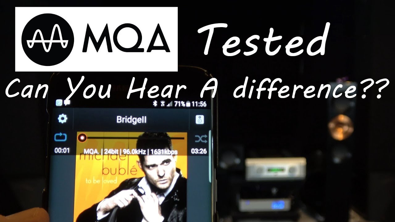 MQA Tidal Masters Tested Can you Hear the Difference?? PS Audio  DirectStream Perfect Bridge II