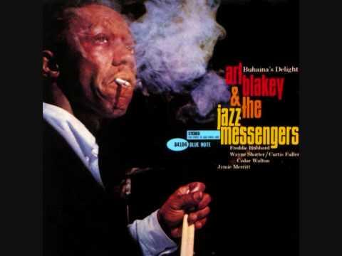 Art Blakey & The Jazz Messengers - Reincarnation Blues