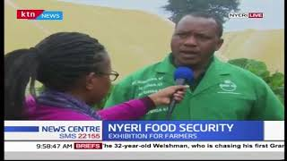 Nyeri County farmers to enjoy modern farming services