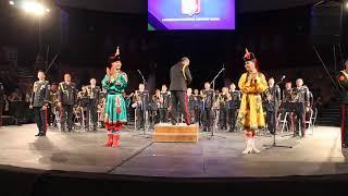 Образцово-показательный оркестр Генштаба военных сил Монголии - Прощание Славянки