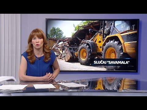 Dnevnik u 19 / Beograd / 9.5.2016.
