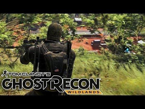 Ghost Recon: Wildlands #28 - Jungle Warfare