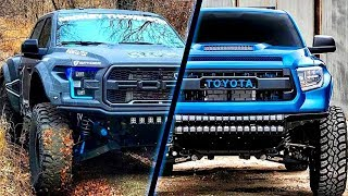 Download CRAZIEST and POWERFUL TRUCKS (Raptor, Tacoma, Cummins) | ROLLING COAL Mp3 and Videos