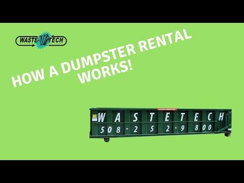Dumpster Rental Providence Rhode Island (2018)