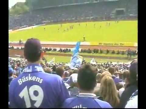 Schalke Meister 2001