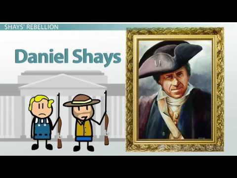 3 Weaknesses of the Articles of Confederation and Shays Rebellion Video & Lesson Transcript Educ