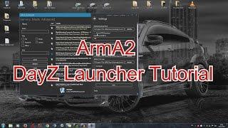 DayZ Launcher Tutorial Deutsch/German