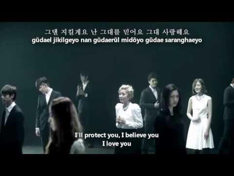 Co-Ed School - I Love You A Thousand Times [Hangul + Romanization + Eng Sub] MV