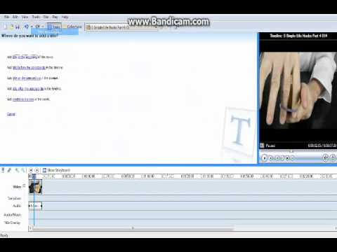 how to add subtitles on movie maker