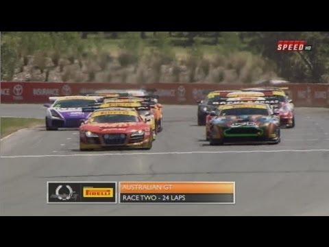 2013 Australian GT Championship - Highlands Motorsport Park - Race 2