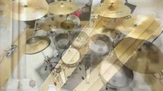 ALIENATION MENTAL - Jarda´s new drumset