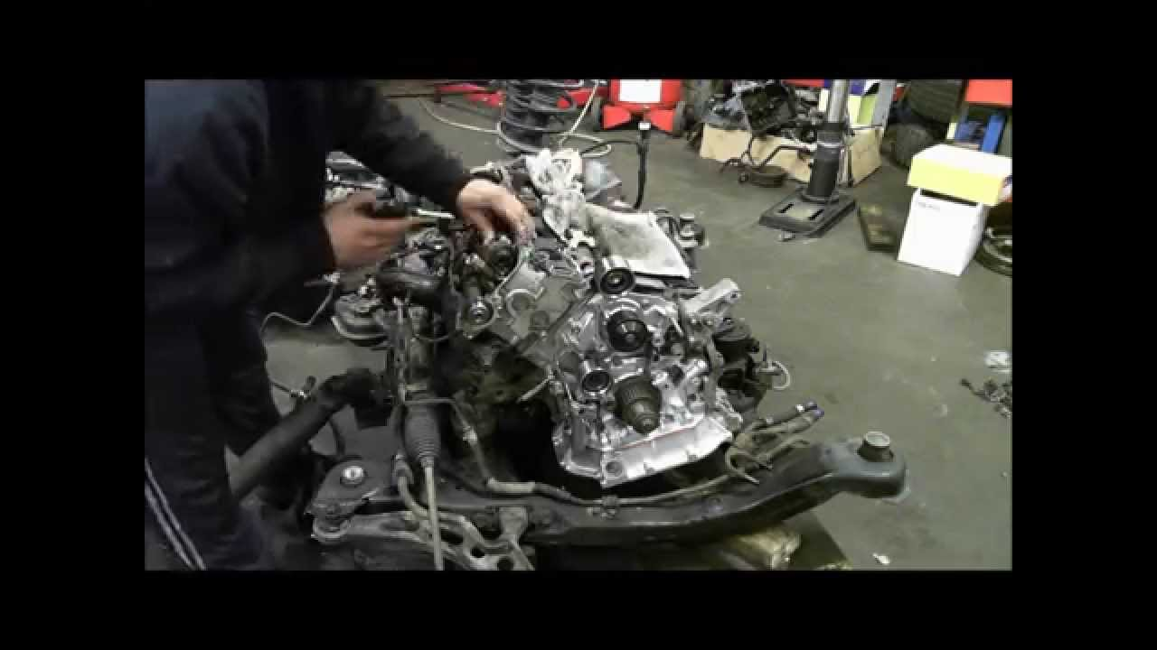 Lexus Rx300 Engine Rebuild Royal Auto 702 722 0202 Youtube Bmw Kit