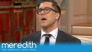 Fredrik Eklund Opens Up About Surrogate's Miscarriage | The Meredith Vieira Show