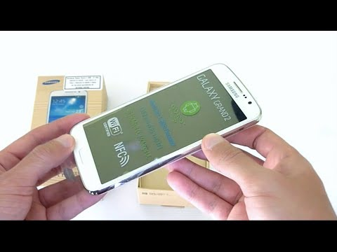 Samsung Galaxy Grand 2 Unboxing
