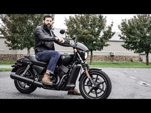 The Truth about the Harley Davidson Street 750