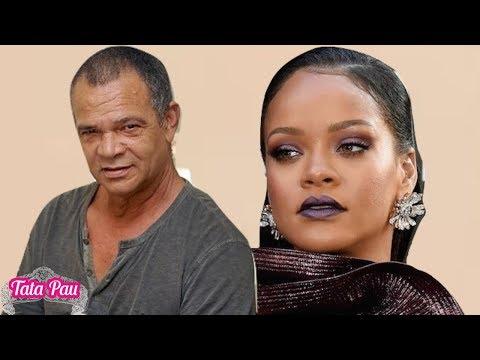 Rihanna intente un procès contre son père,elle demande à son père de payer 75 Millions $