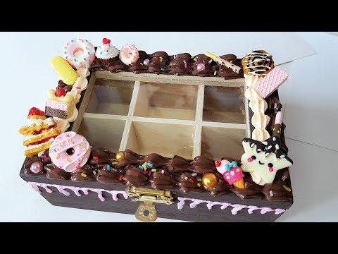 Decoden Box ♥ Chocolate Dessert