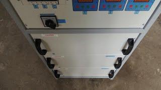 Трехфазный стабилизатор напряжения Рета/Reta ННСТ Калмер/Calmer -3х20(, 2016-03-31T13:39:05.000Z)