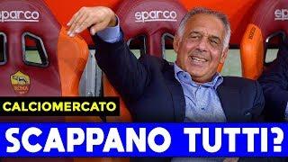 SCAPPANO TUTTI DA ROMA... TRANNE HIGUAIN [#Calciomercato]