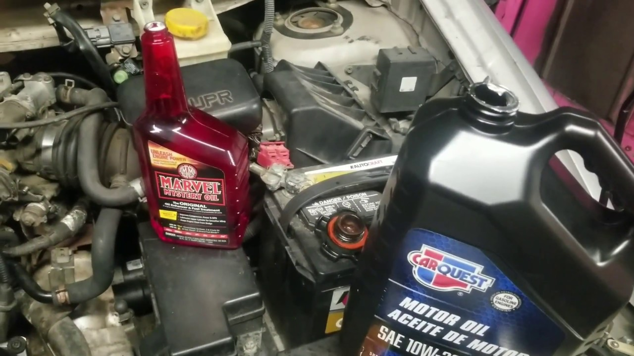 How to Clean The Inside Of Your Engine The Easy Cheap Way