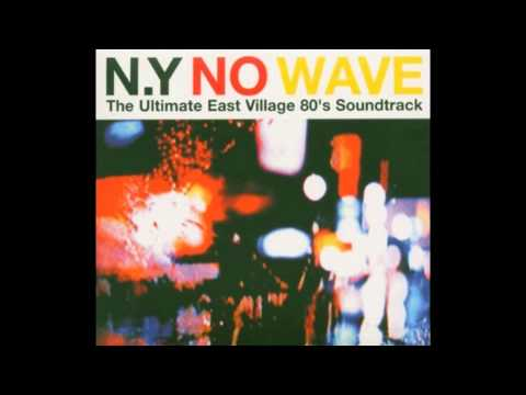 Various Artists - N.Y No Wave
