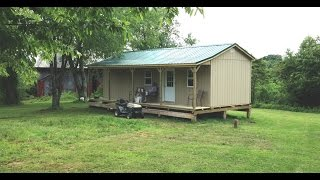 Baixar 7-1-15 update from the tiny house @ St. Bernard Acres