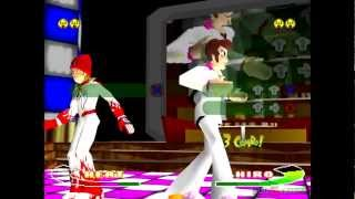 Bust A Groove - Gameplay PSX (PS One) HD 720P (Playstation classics)