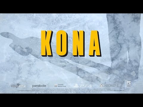 Kona - Launch Trailer