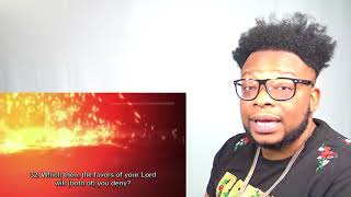 CATHOLIC LISTENING TO THE QURAN FOR THE FIRST TIME