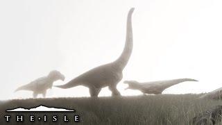 Hypo Rexes Take Down A Puetrasaur! - The Isle