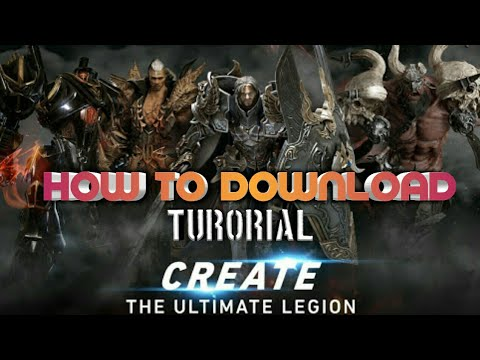 How To Download AION LEGIONS OF WAR TUTORIAL +GAMEPLAY (ANDROID GAME, GAMEPLAY,TUTORIAL)   ALLEN TV