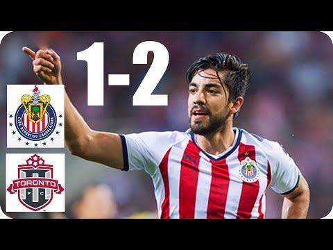 Toronto vs Chivas 1 2 Resumen  FINAL Concachampions (PARODIA)