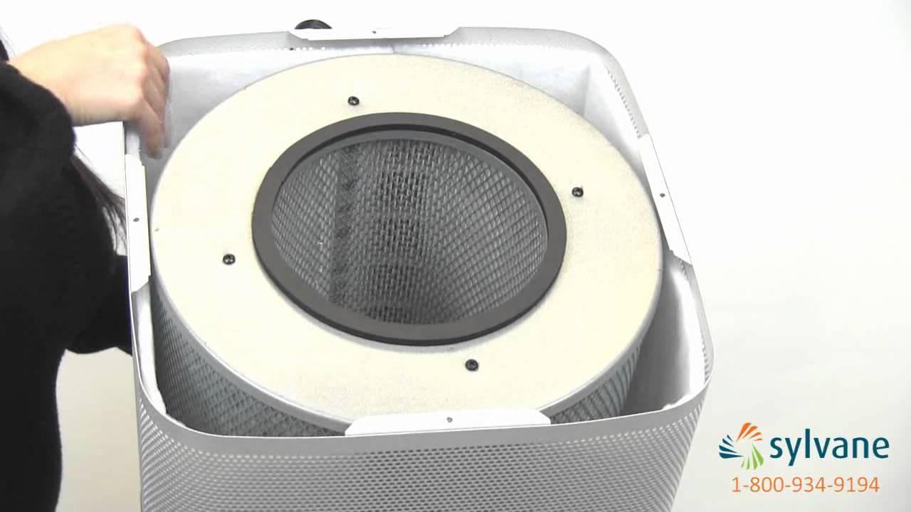 How To Change An Austin Air Purifier Filter Sylvane