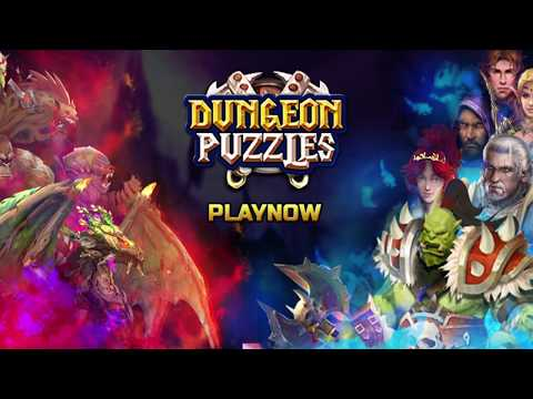 Dungeon Puzzles: Match 3 RPG
