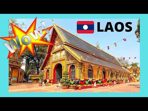 LAOS: Stunning ancient