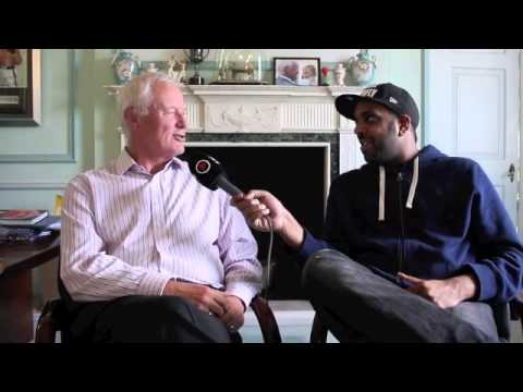 BARRY HEARN ON BECOMING HALL OF FAMER, TOPPING FROCH V GROVE
