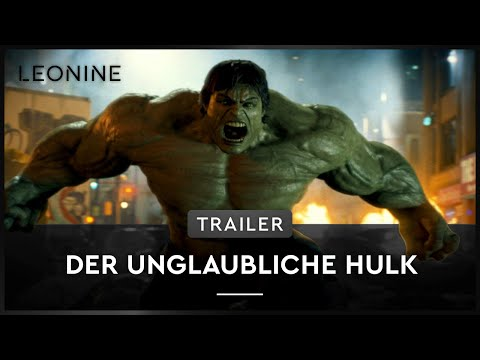 DER UNGLAUBLICHE HULK | Trailer 02 |...