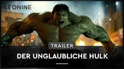 DER UNGLAUBLICHE HULK   Trailer 02   Deutsch