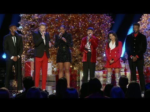 [OFFICIAL VIDEO] How Great Thou Art - Pentatonix Featuring Jennifer Hudson