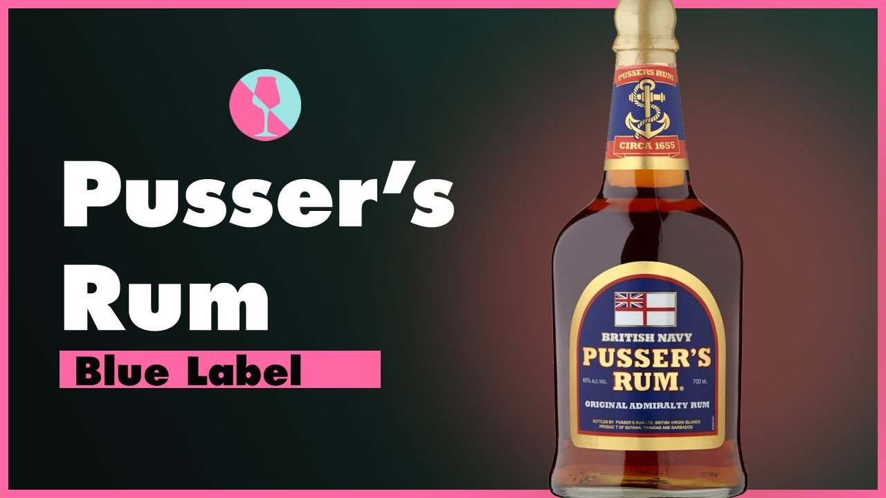 Pusser's Rum Blue Label | Navy Rum Review