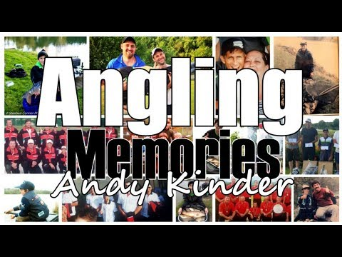 Angling Memories With Andy Kinder  - BagUpTV - Match Fishing Interview