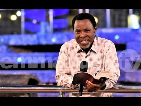 Download SCOAN 22/12/19: Full Live Sunday With TB Joshua At The Altar