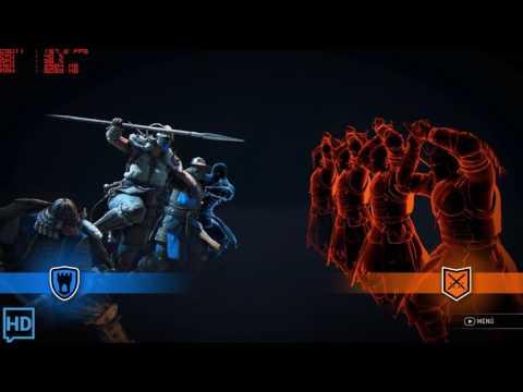 For Honor: Los modos Online y gameplay #JuegaForHonor