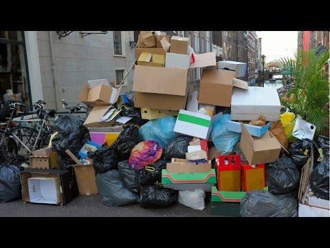Curso Aterro Sanitário - Tipos de Lixo a Serem Aterrados