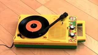 1980年に公開された映画版ドラえもん第1弾、「のび太の恐竜」主題歌のレコード盤が実家の物置から出てきたので、COLUMBIA GP-3のレゲーバージョン...